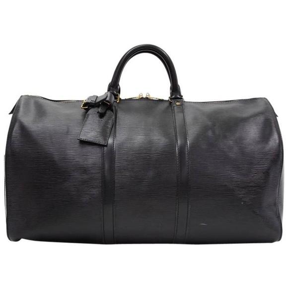 2c993f04270c Louis Vuitton Handbags - Louis Vuitton Keepall Epi Duffle